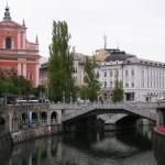 Любляна. Между Альпами и морем
