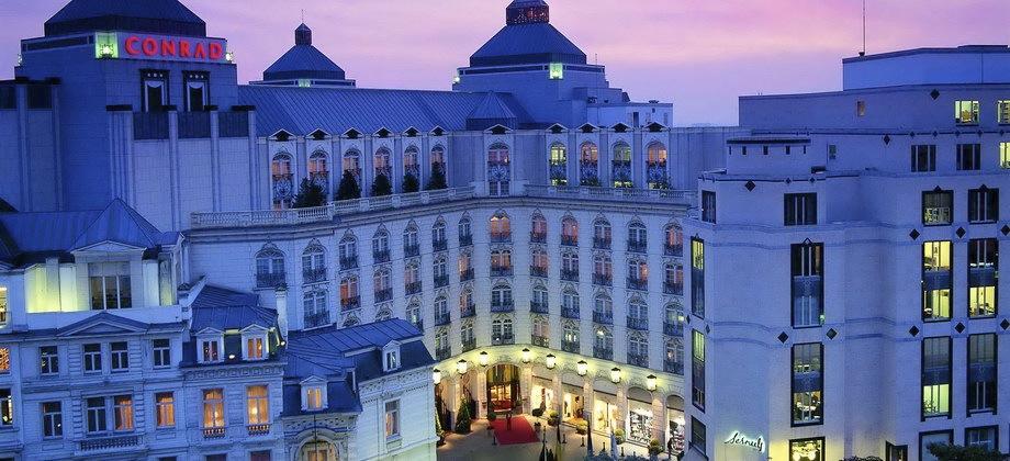 отели бельгии