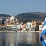 Едем на остров Лесбос в Грецию