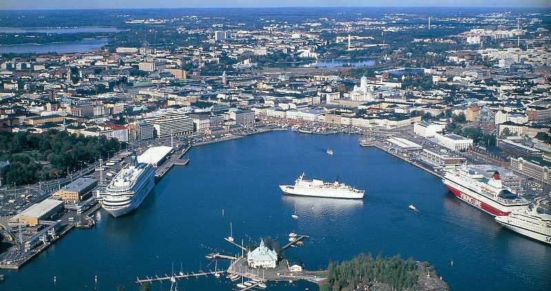 Едем отдыхать в Хельсинки