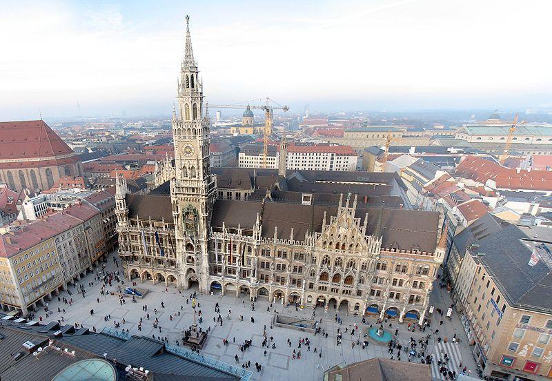 Едем в Мюнхен – столицу барокко и пива
