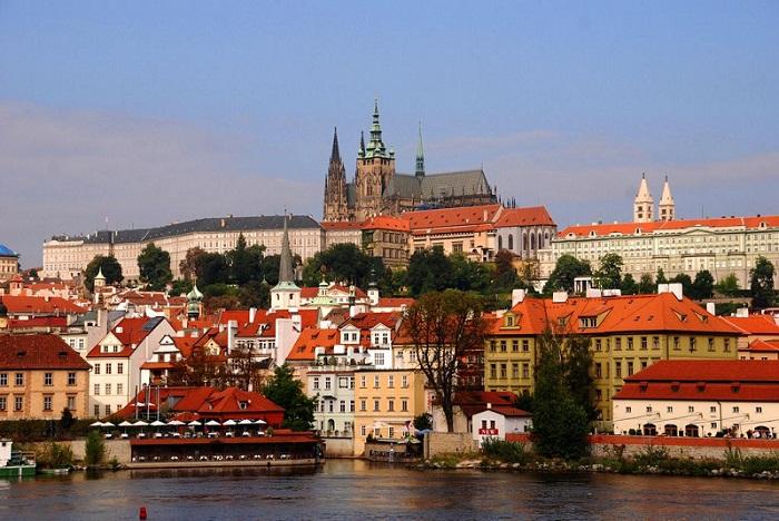 Едем в Прагу – посещаем Старый город