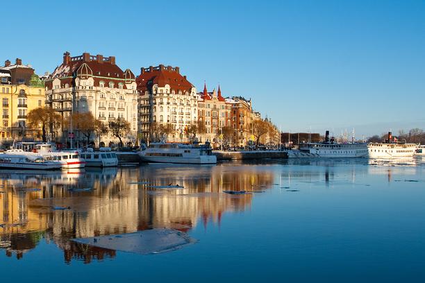 Sofiero Slot Helsingborg Sverige Incredulously Spendersml