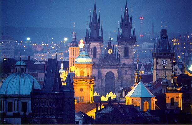 Посещаем главную достопримечательность Праги