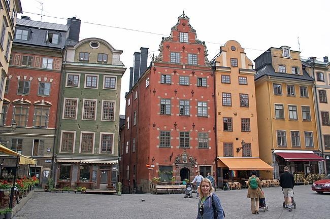 Посещаем лучшие достопримечательности столицы Швеции - Стокгольм