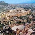 Посещаем лучшие места Афин