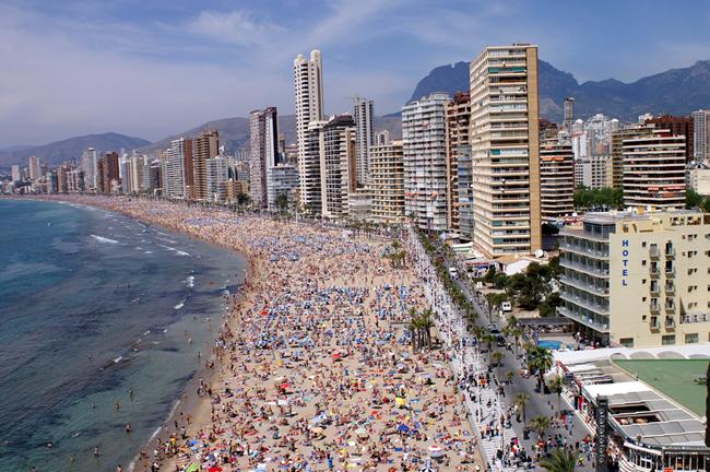 Проводим отдых на лучшем курорте Испании - Коста Бланка