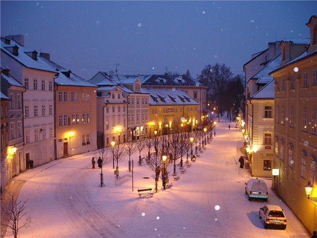 Выбираем место для проживания в Праге