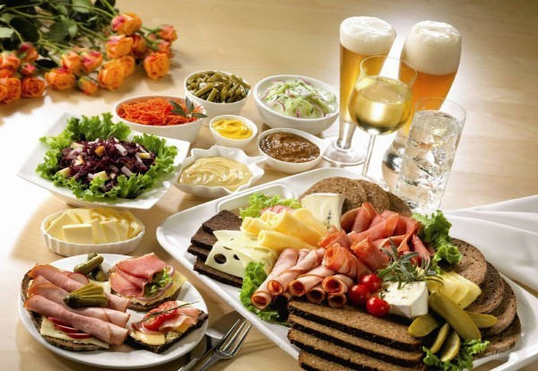 Знакомимся с кухней Чехии