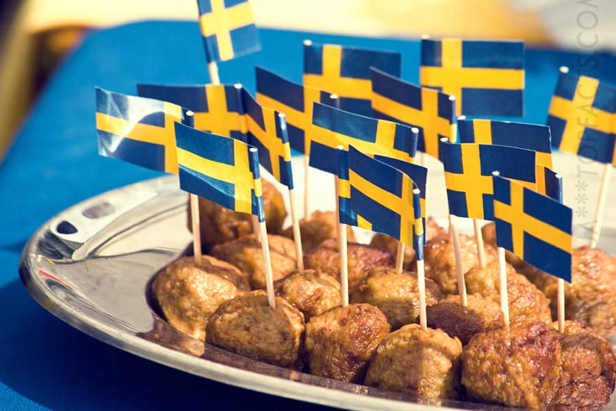 Знакомимся с национальной кухней Швеции