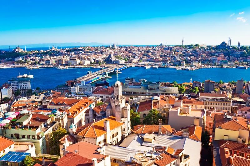 интересные места Стамбула