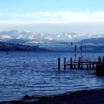 Посещаем Цюрихское озеро в Швейцарии