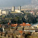Беллинцова – исторический город Швейцарии