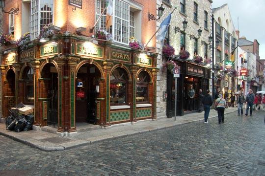 Едем в Ирландию -  на праздник ирландской души