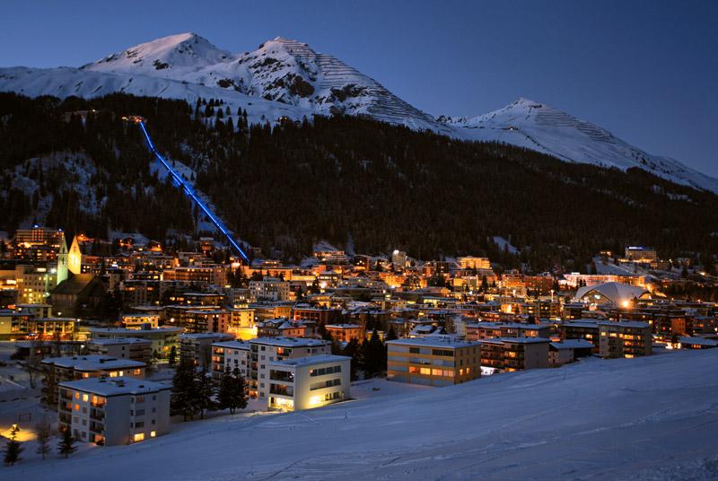 Davos: Davos by Night