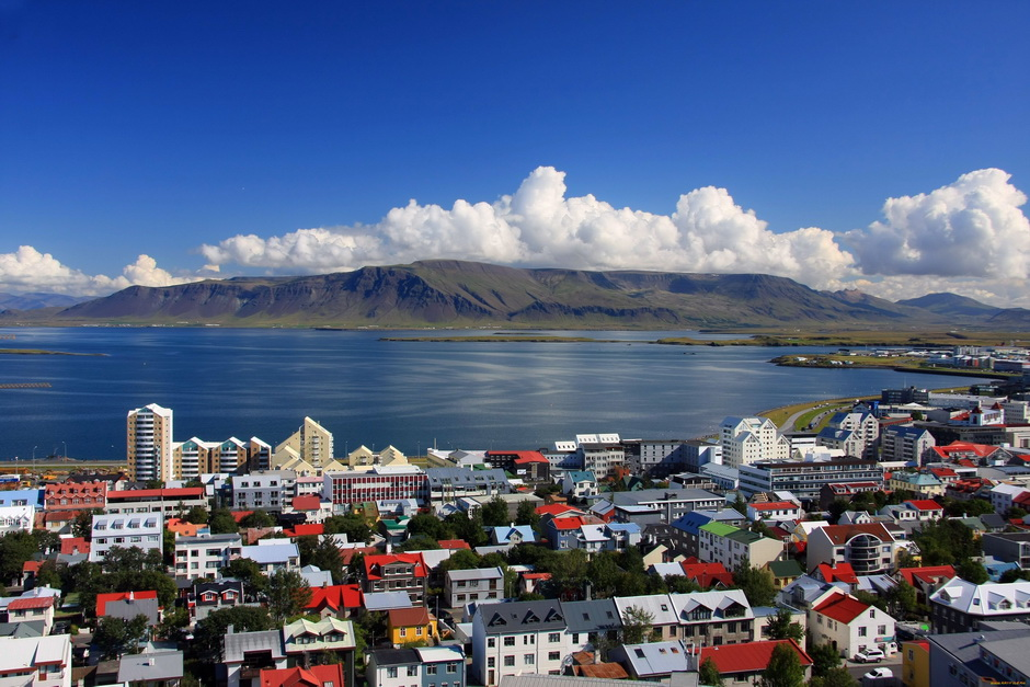 Исландия-Рейкьявик-1