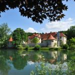 Посещаем Град Оточец в Словении