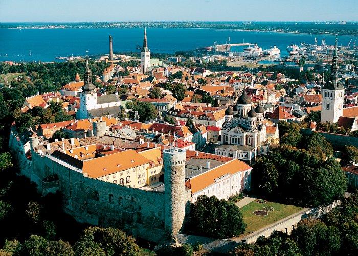 Посещаем Старый город столицы Эстонии