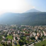 Посещаемым интересные места Швейцарии – едем в Мартиньи