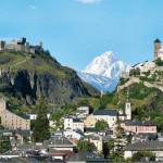 Отдыхаем в Швейцарии – посещаем Сьону