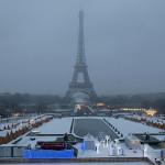 Едем в Париж зимой
