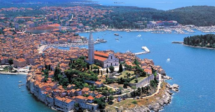 Отдыхаем в Хорватии – посещаем лучшие курорты Истрии и Домации