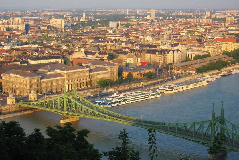 Отдыхаем в столице Венгрии  - Будапеште
