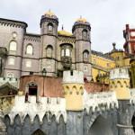 Посещаем португальский город Синтра