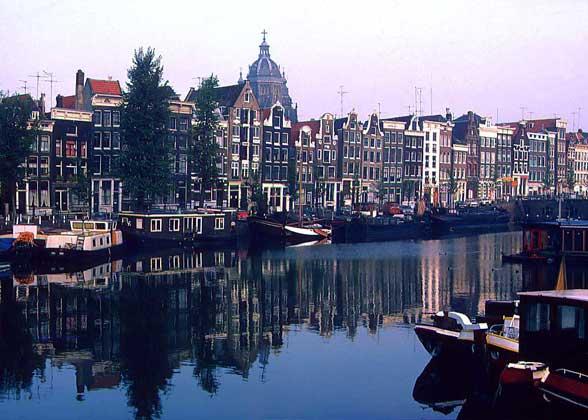 Посещаем столицу Нидерландов – Амстердам