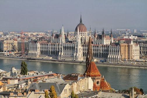Приезжаем в Будапешт на весенний фестиваль