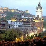 Проводим отдых в столице Шотландии – Эдинбург