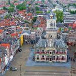 Путешествуем по Нидерландам  – посещаем Делфт