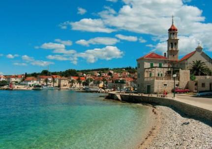 Средняя-далмация-Хорватия