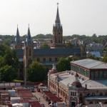 Едем в Латвию  – посещаем город Лиепая