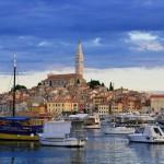 Едем в Хорватию – посещаем город Ровинь