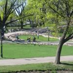 Едем в Ригу  – посещаем сады и парки