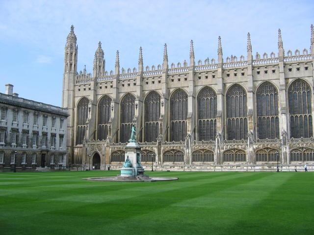 Едем в Великобританию – посещаем Кембридж