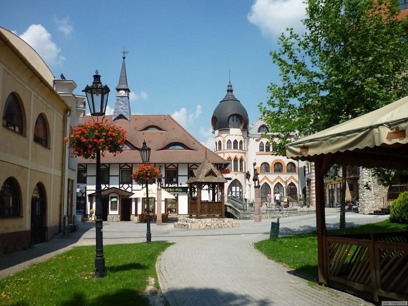 Лучшие курорты Словакии