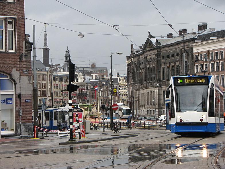 Отдыхаем в Амстердаме