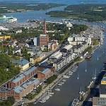 Посещаем город Финляндии  – Турку