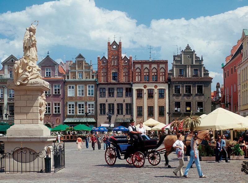 Посещаем город Польши – Познань