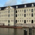 Посещаем морской музей Амстердама