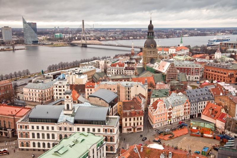 Посещаем столиц Латвии – Ригу