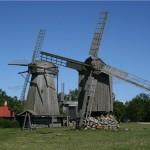 Посещаем ветряные мельницы в Нидерландах