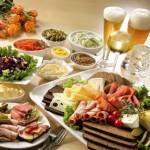 Знакомимся с кухней Швецией