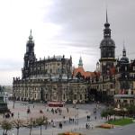 Посещаем город Дрезден