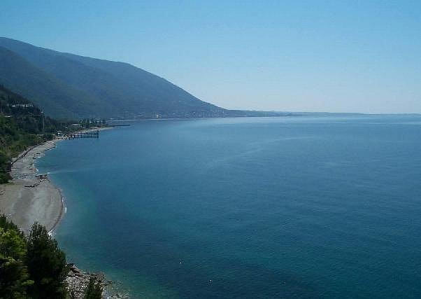 Осваиваем турецкую территорию побережья Черного моря