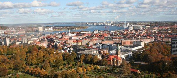 Посещаем города Дании Орхус и Ольборг