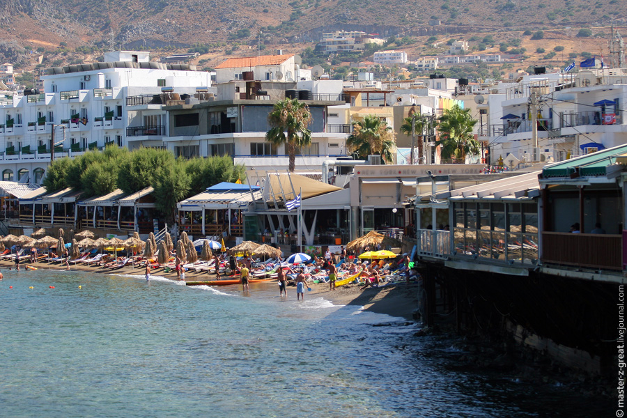 Едем отдыхать в город Греции Херсонисос