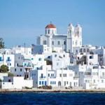 Едем в Грецию —  посещаем Парос